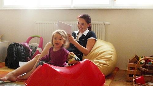 Lekce španělštiny pro maminky s dětmi