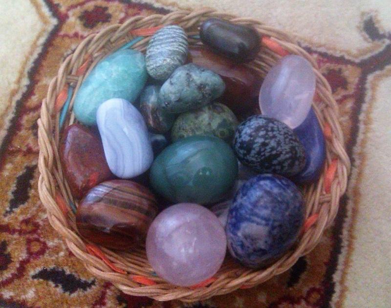Kameny při porodu