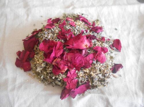 Růže a bylinky